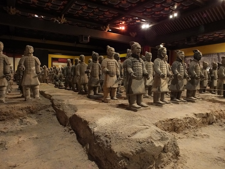 China's Tomb Warriors