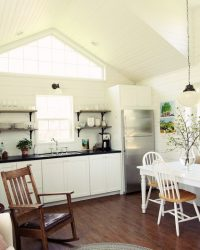 Small cabin family home from Assortment Blog