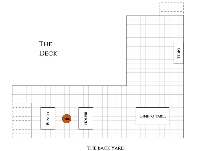 Deck-layout