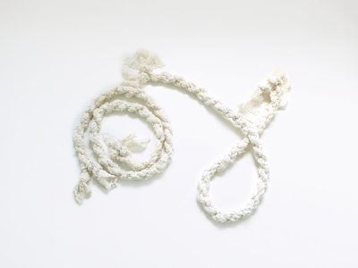 Making rope from fabric