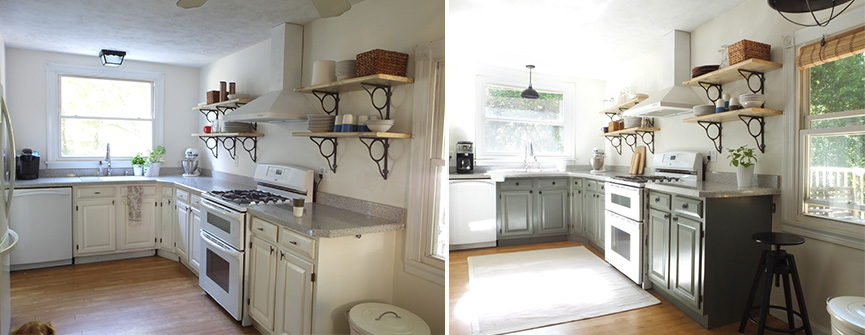 painted-cabinets-before-and-after