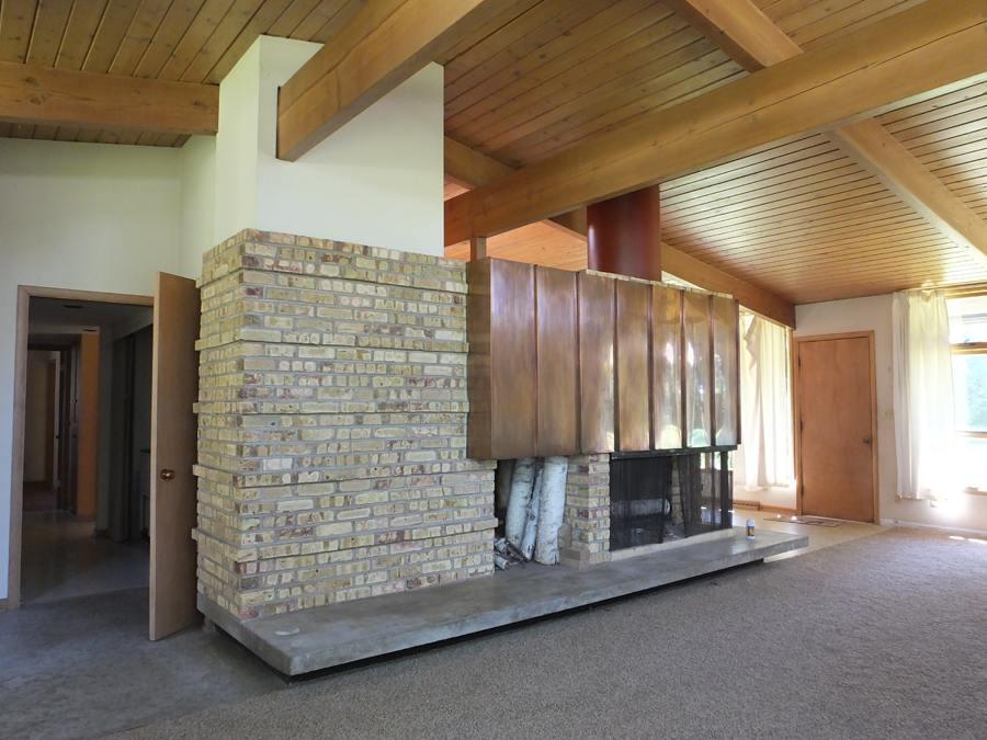 Prairie House Hallway