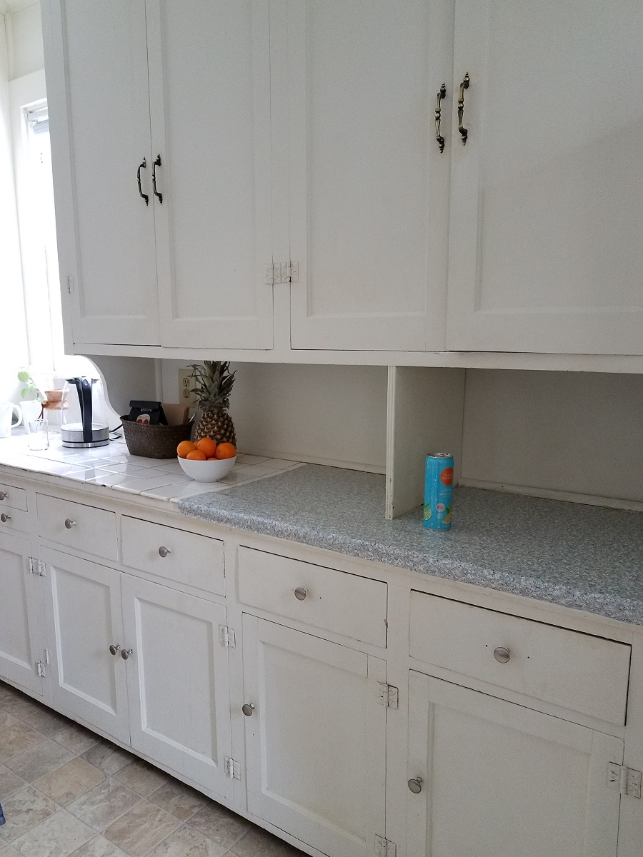 Can You Really Put Contact Paper On Countertops Little Victorian