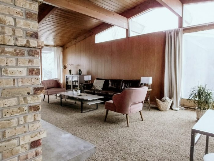 The MCM Living Room